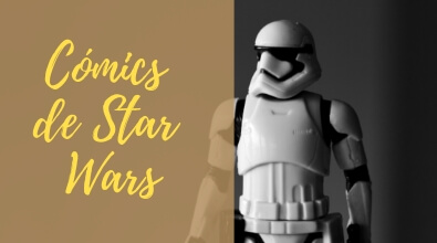 cómics de star wars