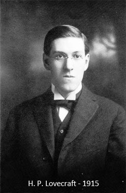 foto de howard phillips lovecraft